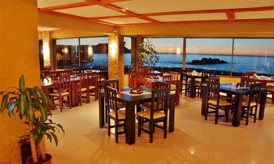 El restaurante y centro de eventos Arena Pingueral, propiedad de la hija del alcalde Aguilera y de su yerno, quien también es consejero regional.