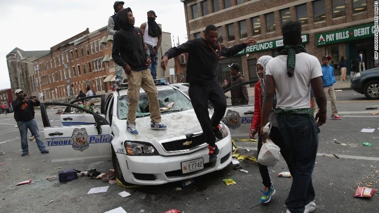 2015, Baltimore