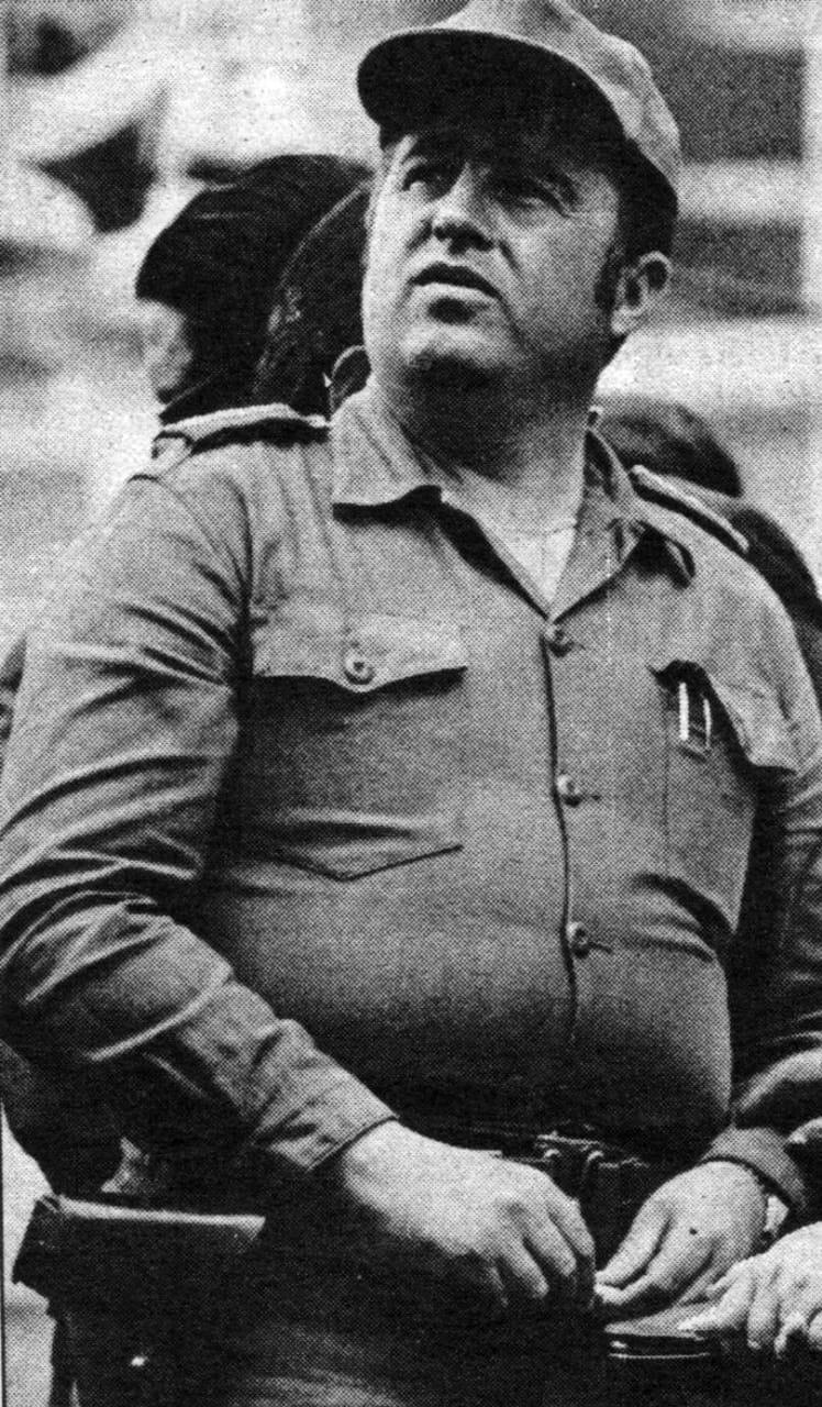 Luis Arce Gómez.