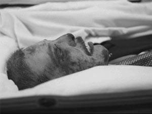 El cadáver de Amado