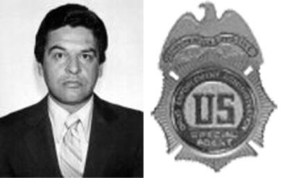 Enrique Camarena, agente de la DEA asesinado