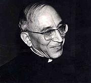 Cardenal Agostino Casaroli