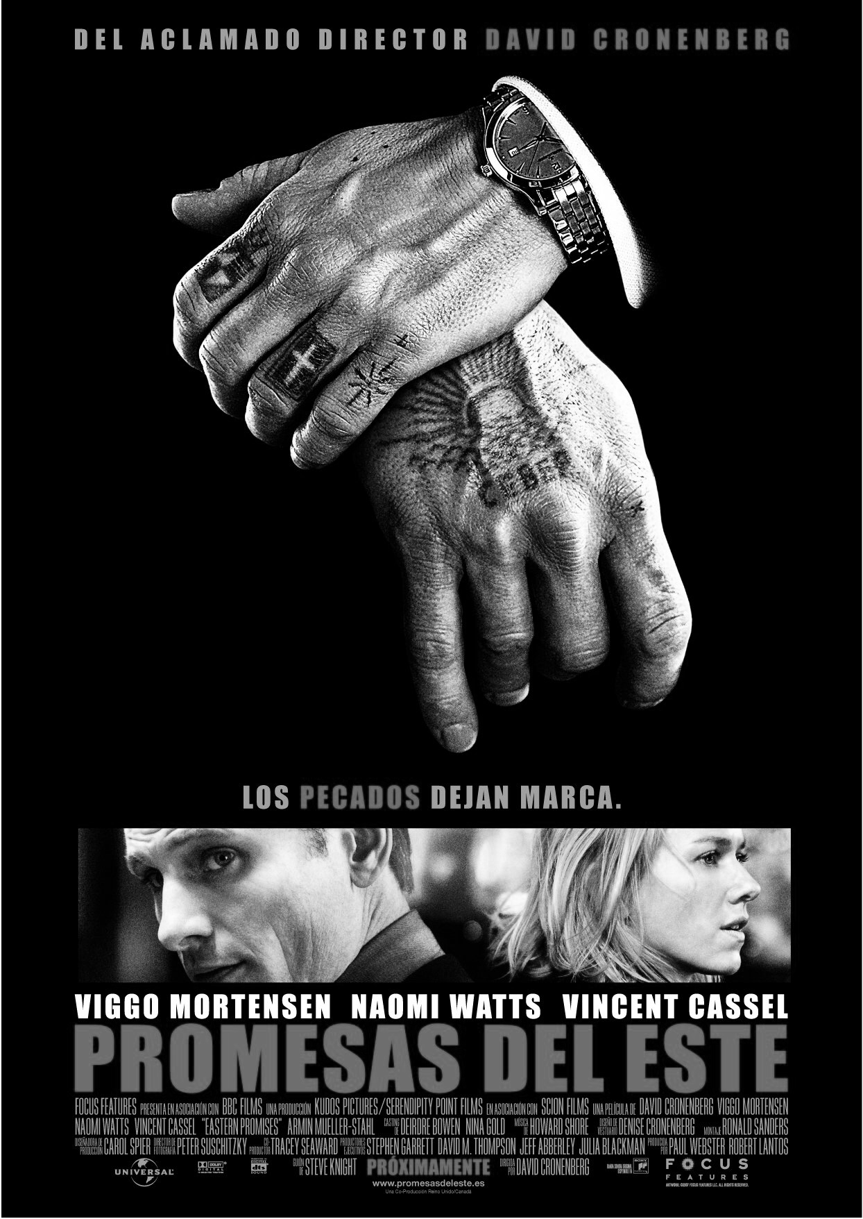 Aumentan los filmes sobre la mafia rusa