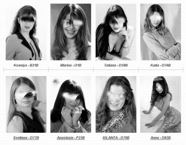 Mujeres rusas en la trata de blancas internacional