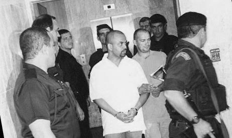 La detención de Beira Mar