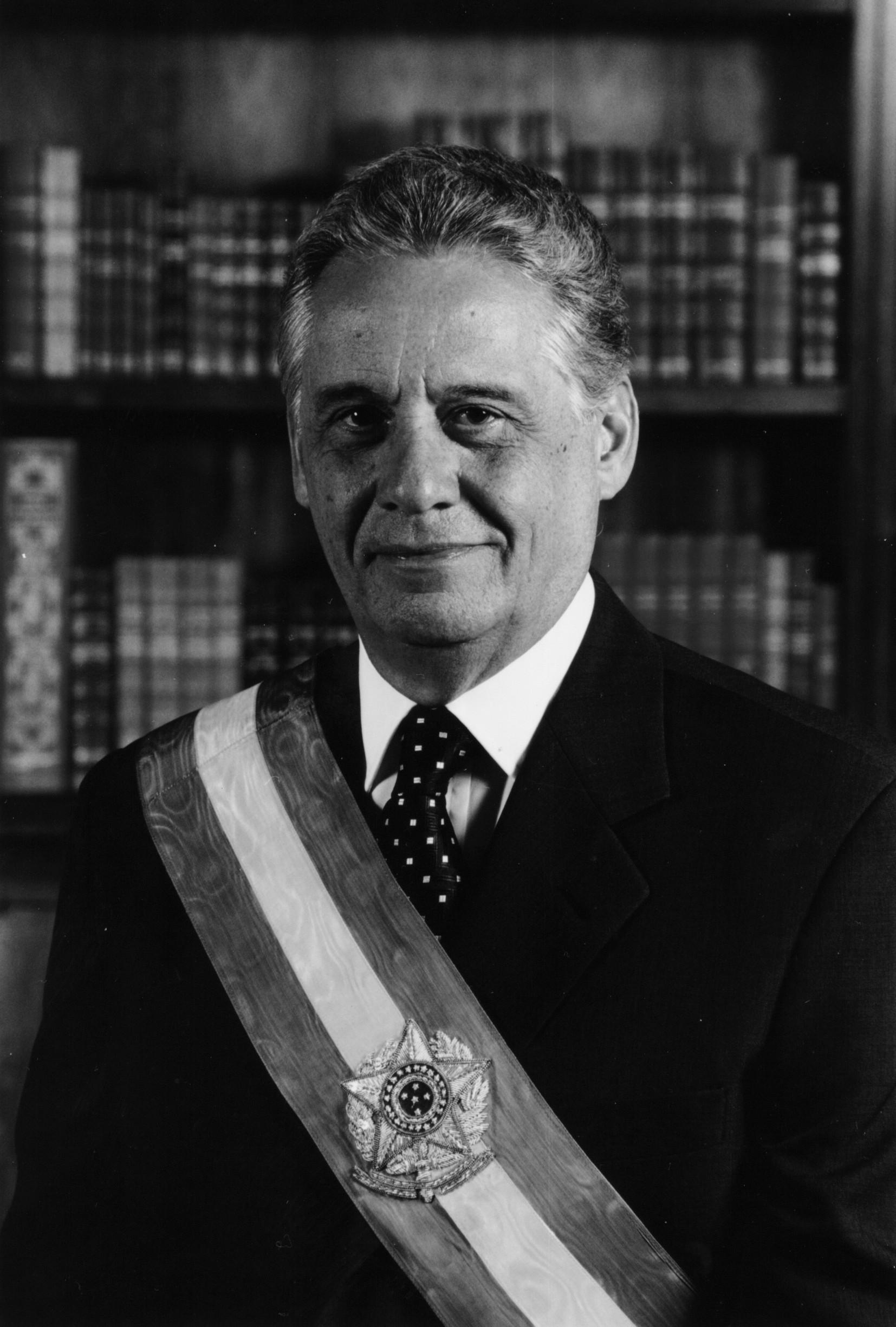Fernando Henrique Cardoso.