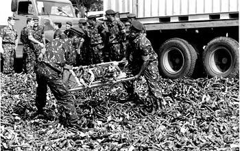 Destrucción masiva de armas