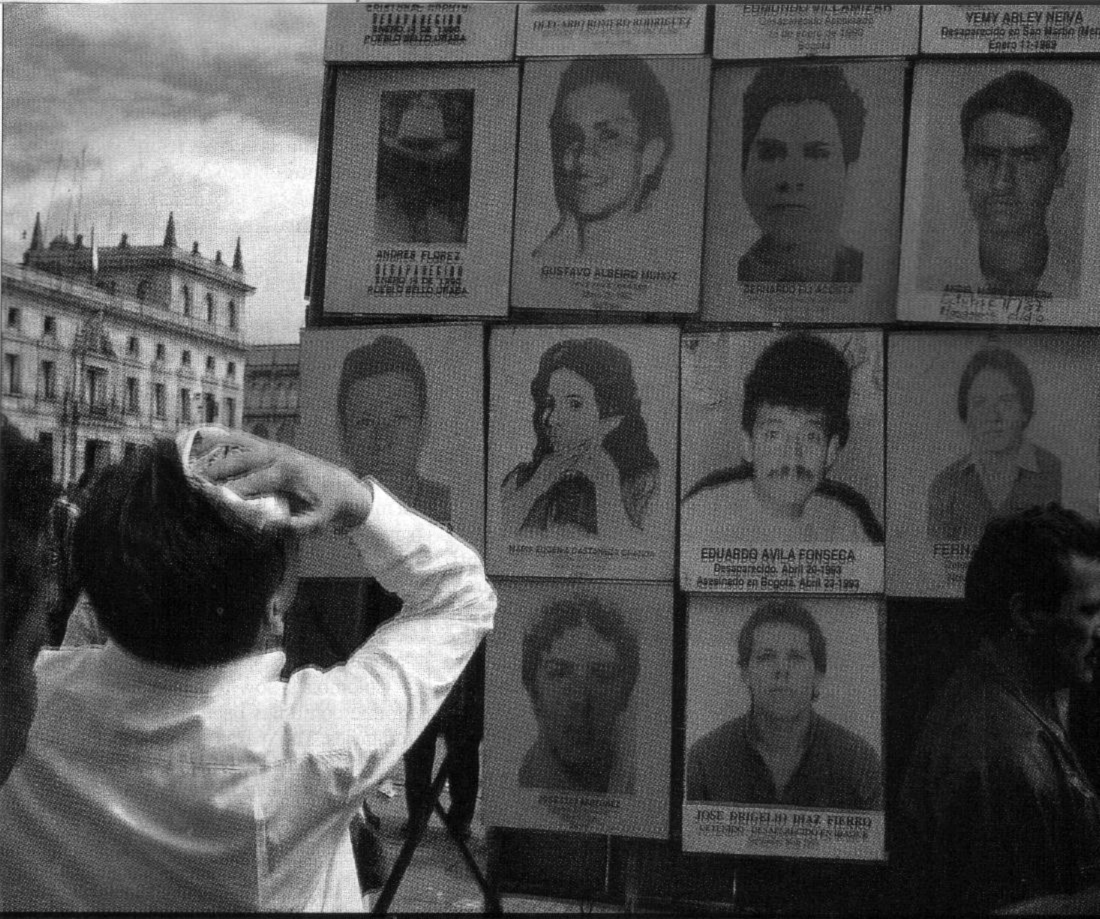 Secuestros en Colombia.