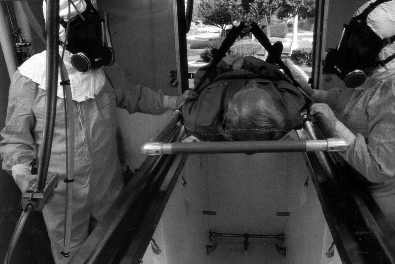 Tratamiento de urgencia en un accidente nuclear