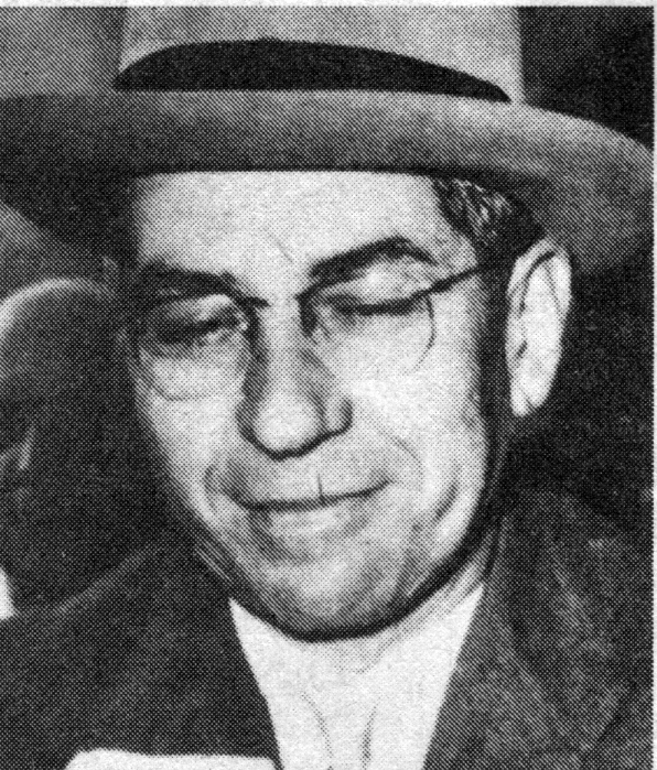 Lucky Luciano.