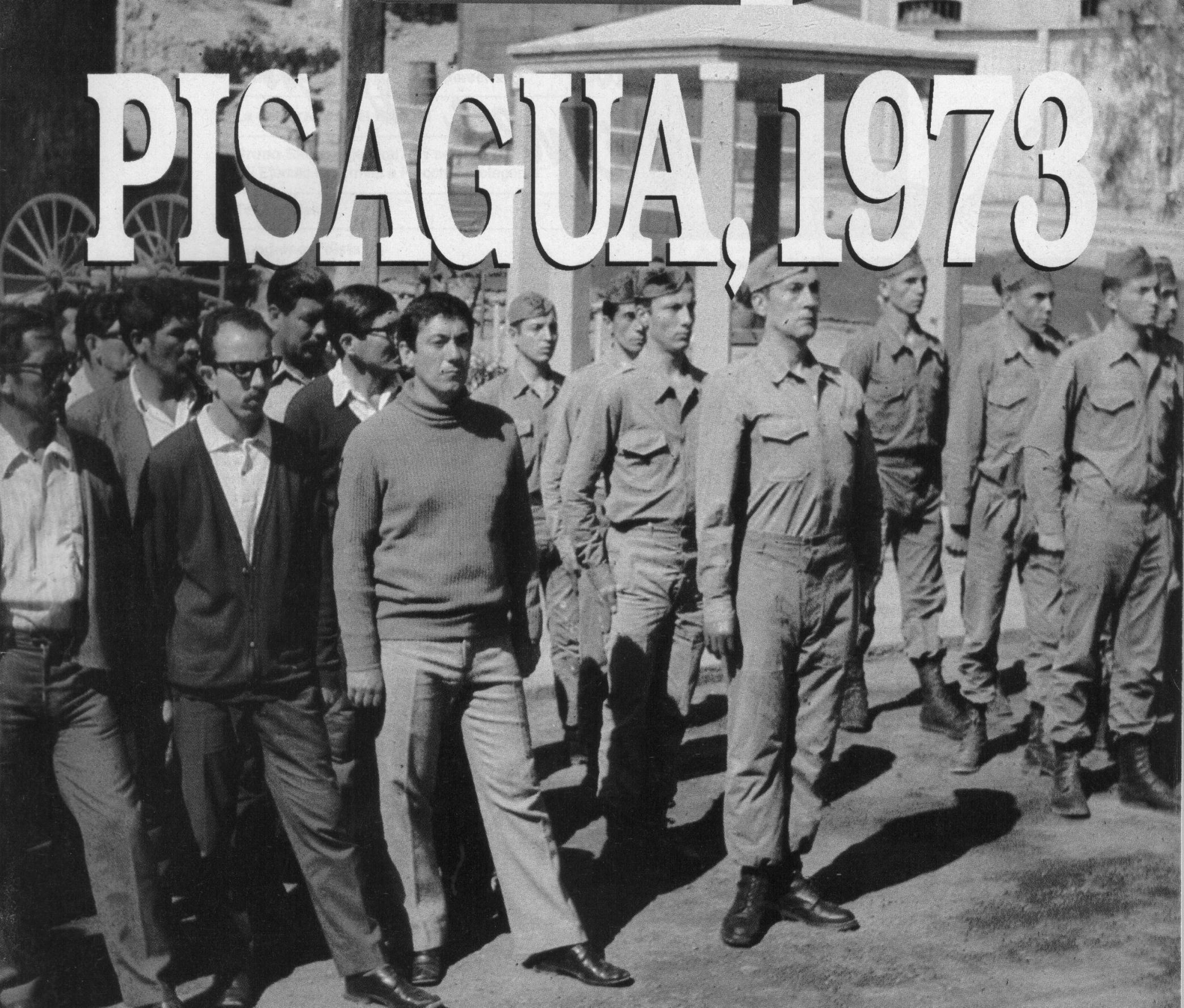 Pisagua, campo de prisioneros donde se asesinó a varios testigos claves de las redes del narcotráfico en el norte de Chile.