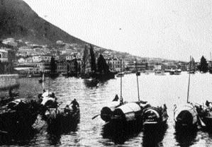 El antiguo Hong Kong.