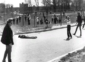 Represión en las universidades de EE.UU.
