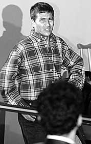 Demetrio Chávez.