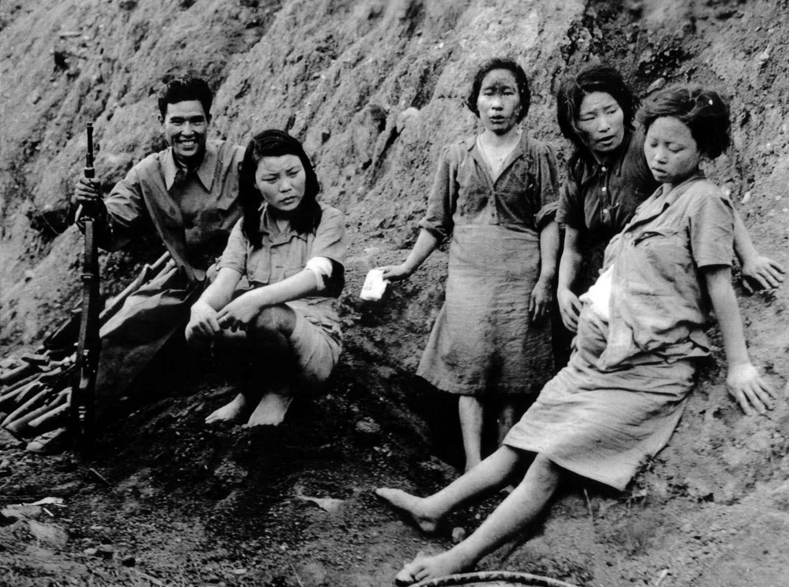 Confirman que estado japonés tenía por política tener esclavas sexuales de  otros países de Asia durante la Segunda Guerra Mundial | Interferencia