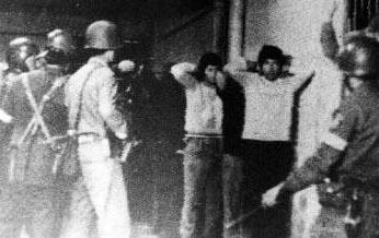 Detenidos en Concepción