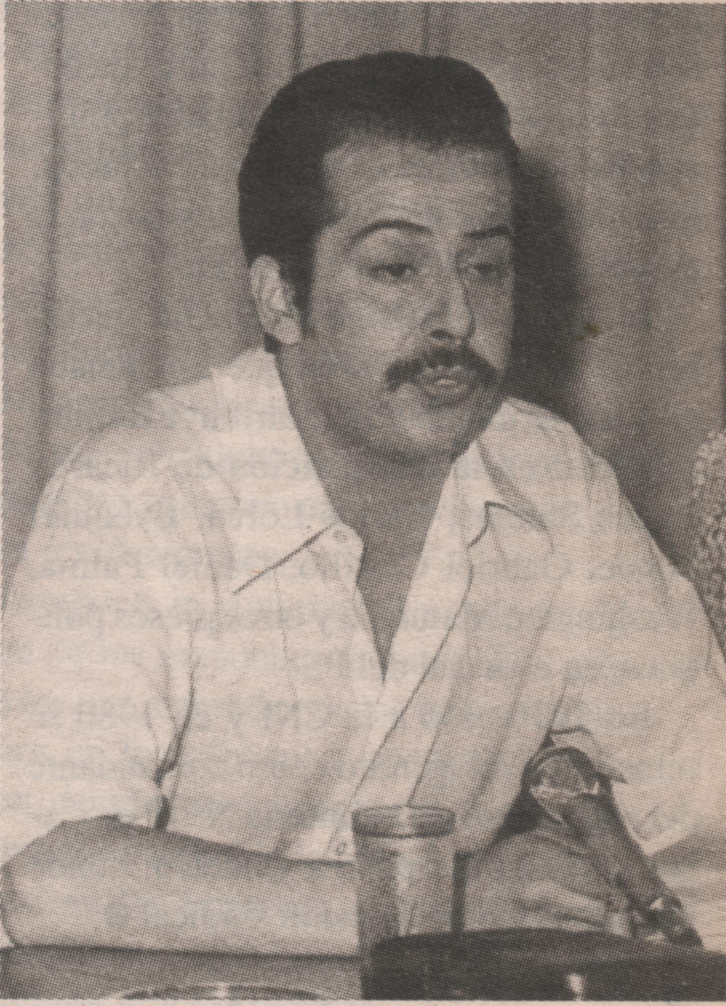 Edgardo Enríquez.