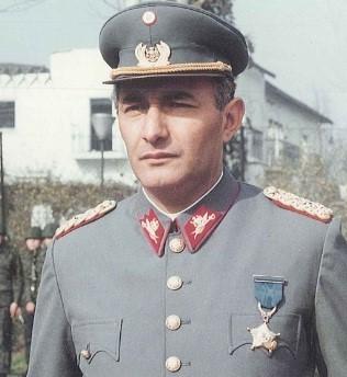 El coronel Carlos Carreño