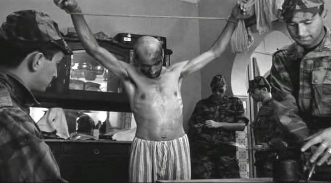 """El filme """"La Guerra de Argel"""" muestra muy bien lo que fue la DINA"""