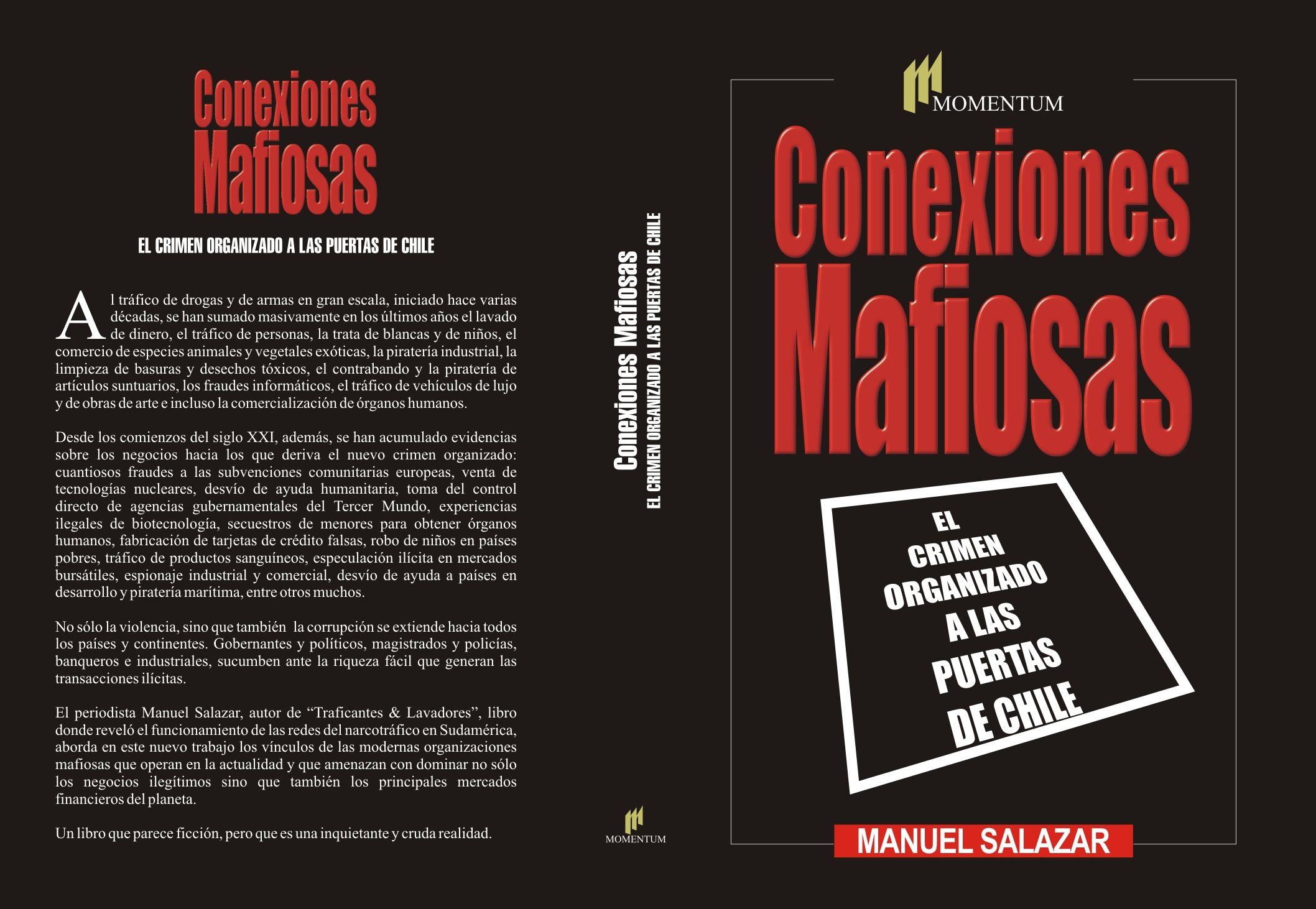 Libro de Manuel Salazar prologado por la autora