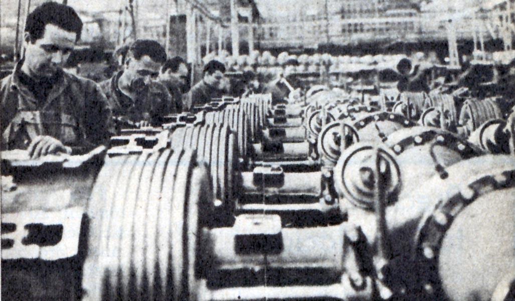 El sector metal mecánico.