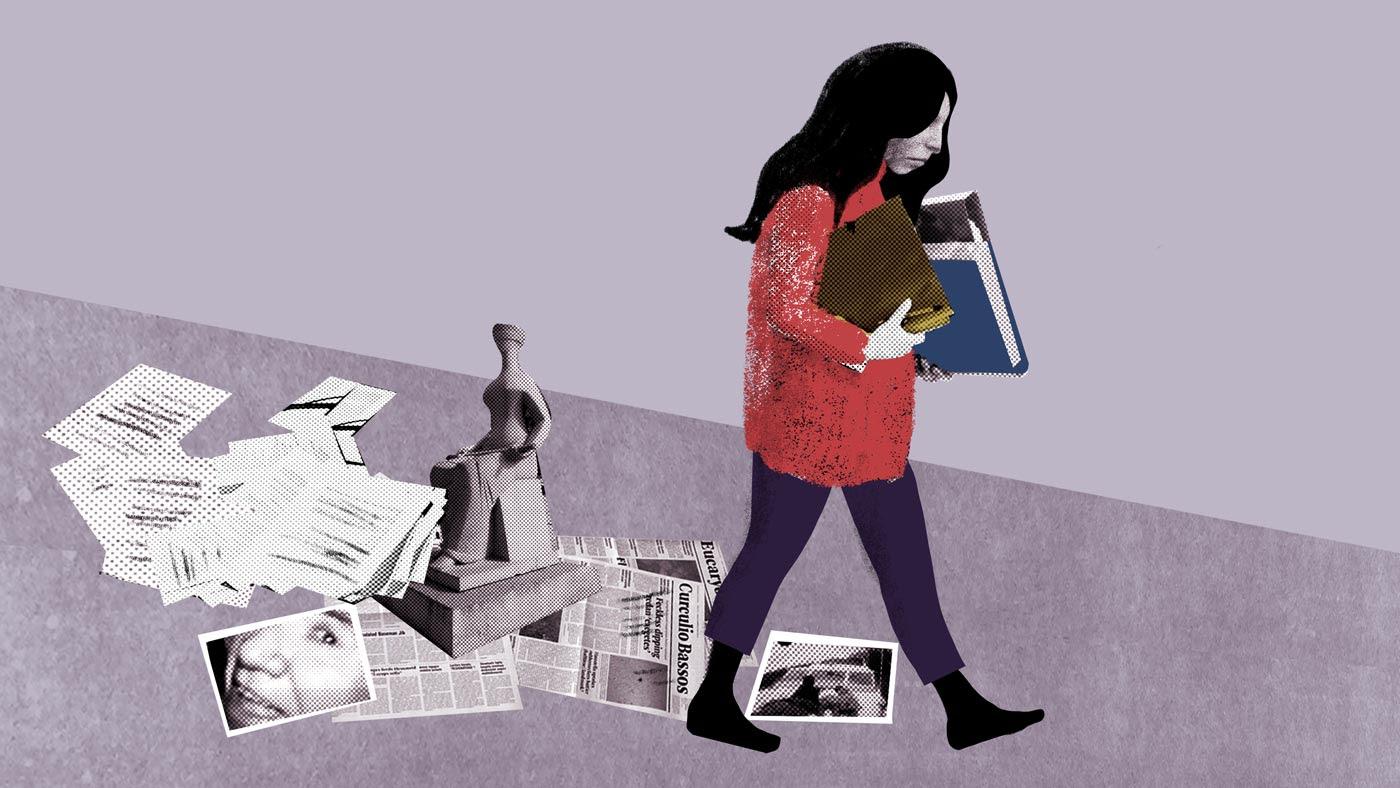 Ilustración: Jorge Berlin/Agência Pública