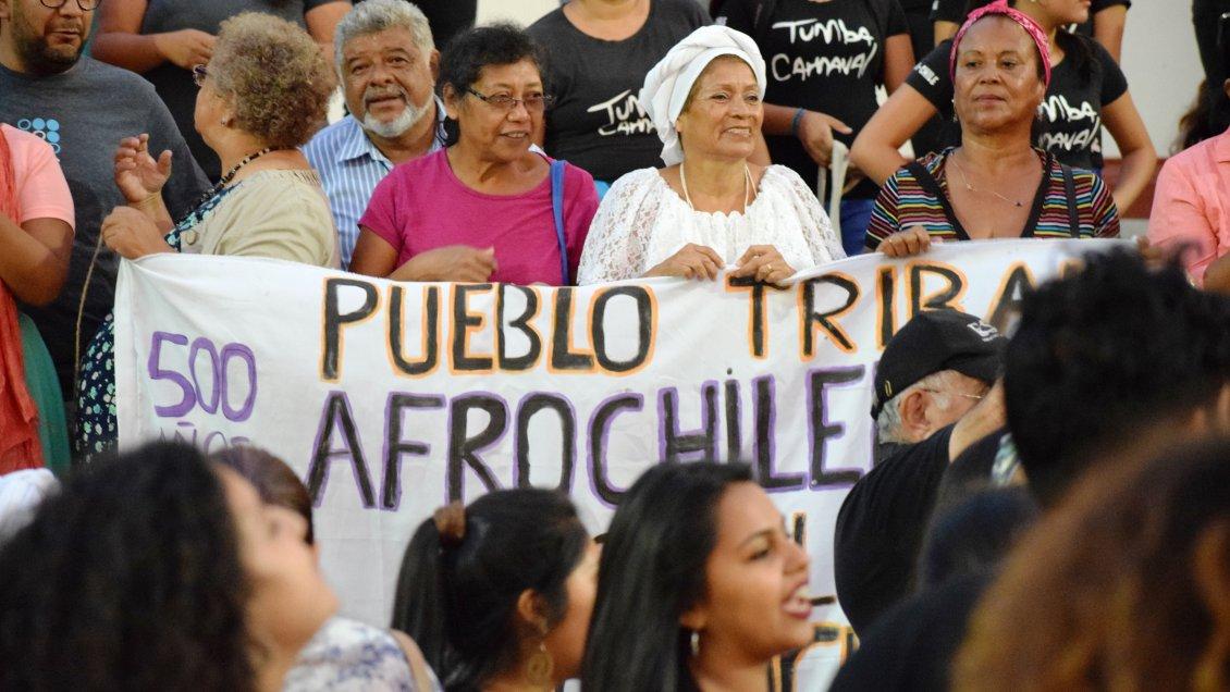 Pueblo afrodescendiente en Chile fue reconocido legalmente en 2019. Foto Radio Cooperativa