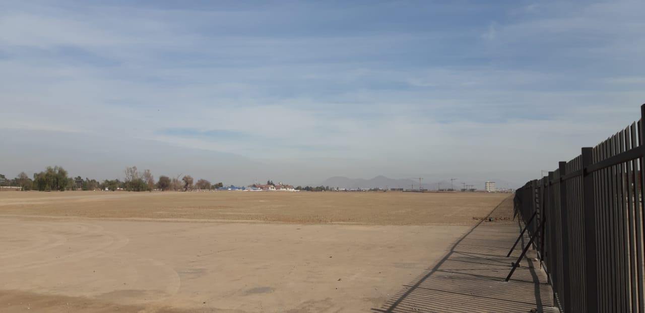 Sitio vacío este 22 de marzo de 2020. Foto: Nicolás Massai D. / Interferencia