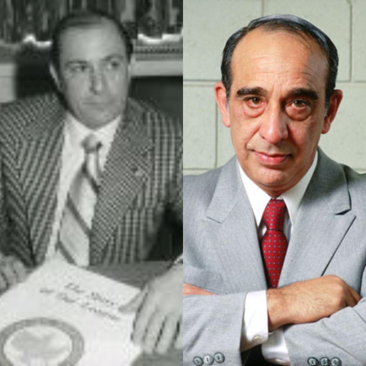 Joe Colombo y Carmine Pérsico.
