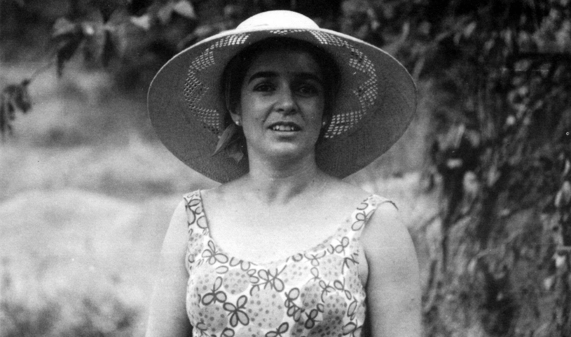 La colombiana Eugenia Valencia