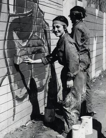Los jóvenes, pilar de la campaña de Allende. Foto de Ximena Castillo