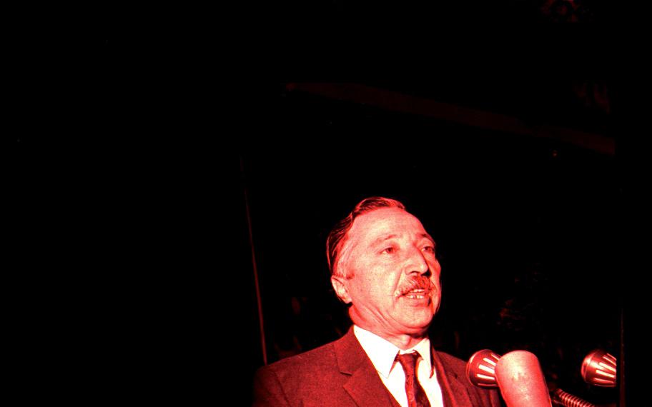 Luis Corvalán en 1970. Archivo Interferencia