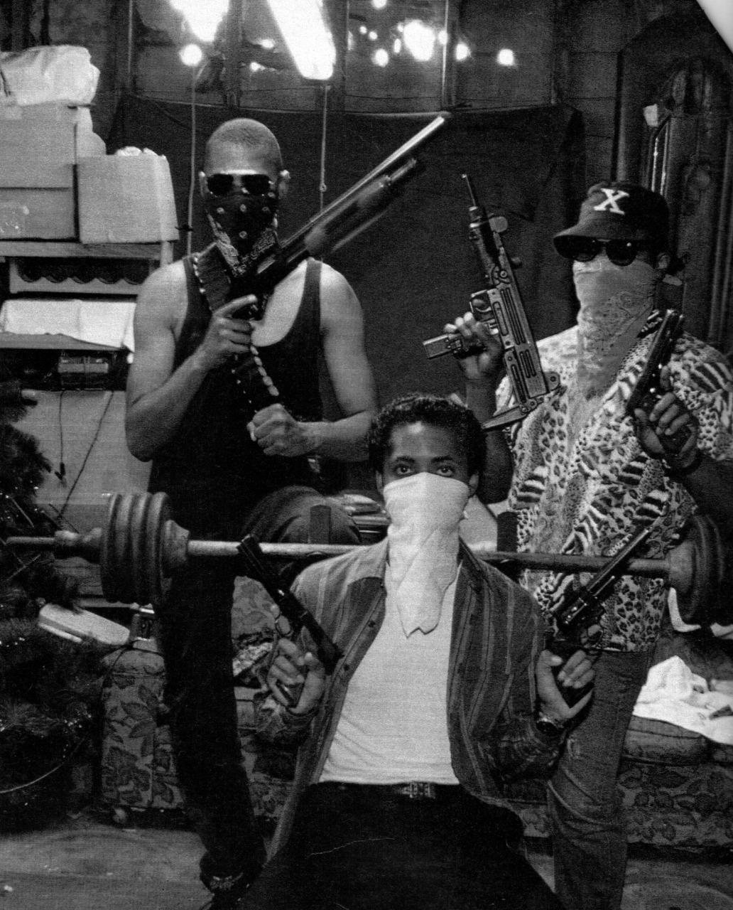Las pandillas que operan en Centroamérica trasladan entre el 60 y 90 por ciento de la cocaína que entra ilegalmente en Estados Unidos.