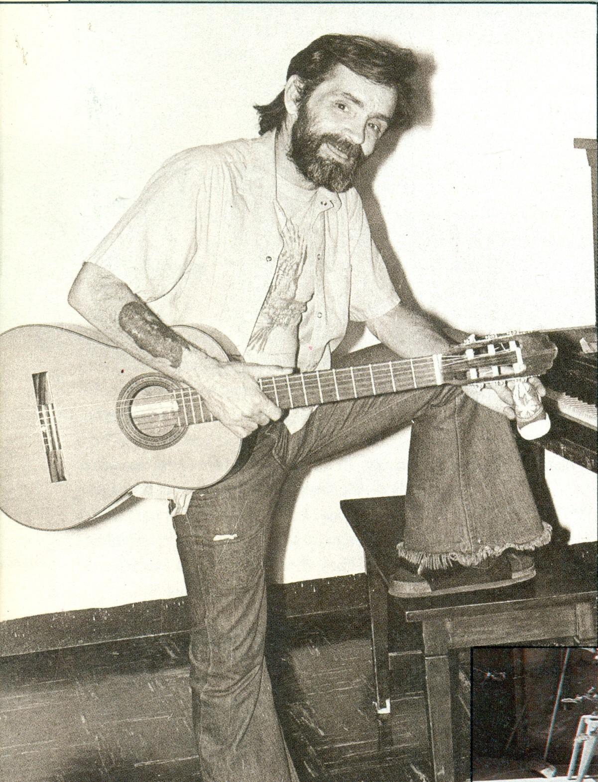 Manson tras salir de la cárcel en 1967