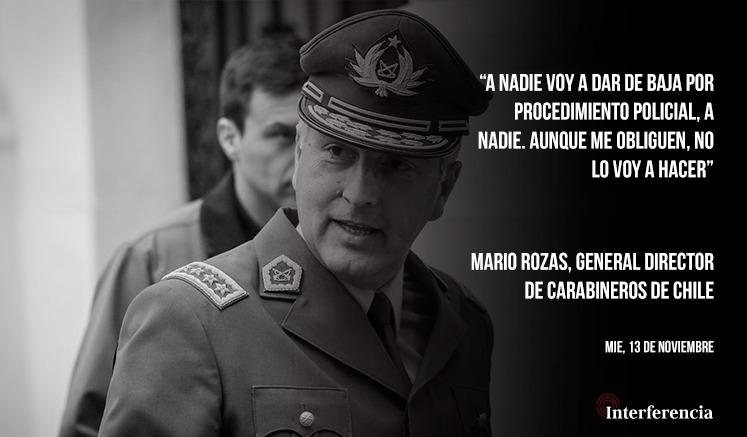 Afiche Mario Rozas