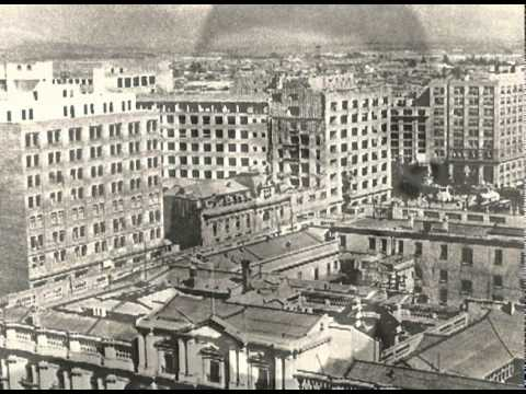 Ministerio de Obras Públicas, arriba a la izquierda.