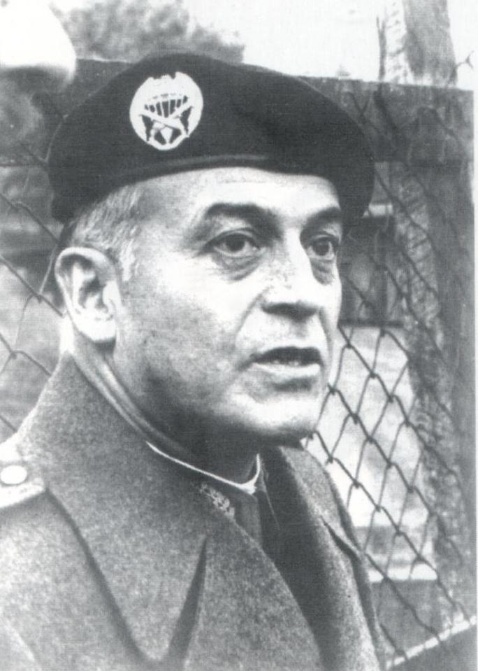 Raúl Iturriaga.