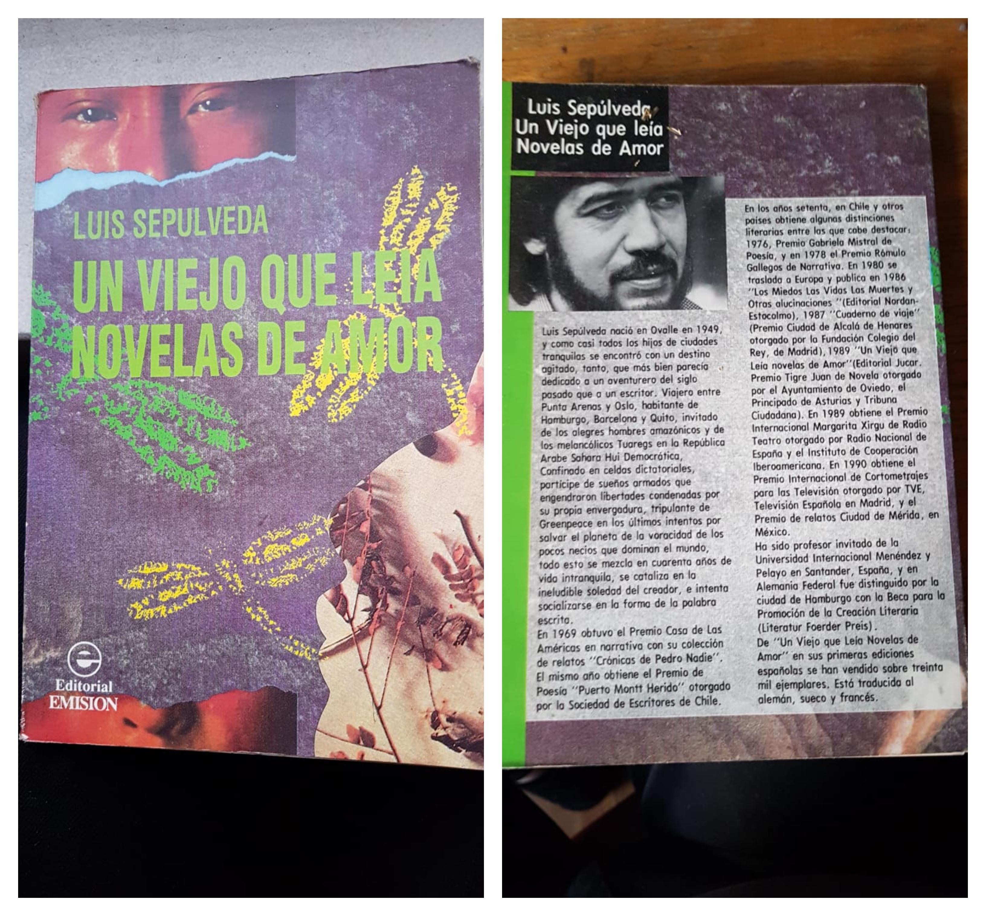 Portada y contraportada de la edición de revista Análisis - Fotografía: Víctor Hugo de la Fuente.