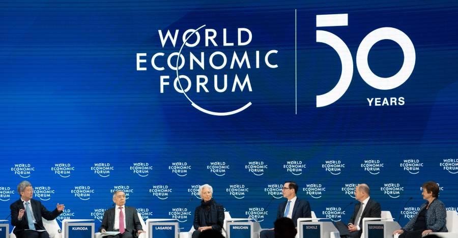 Foto: World Economic Forum / Greg Beadle