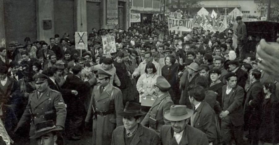Allende en provincias