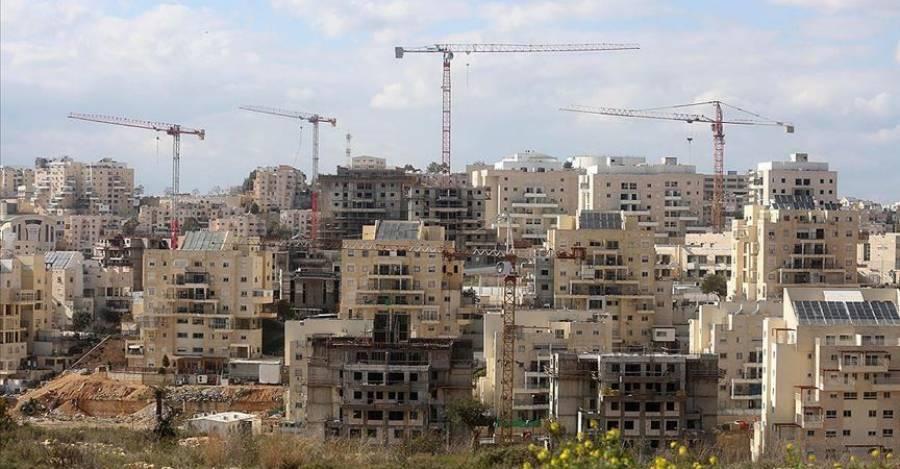 Crecen los asentamientos israelíes en zona palestina