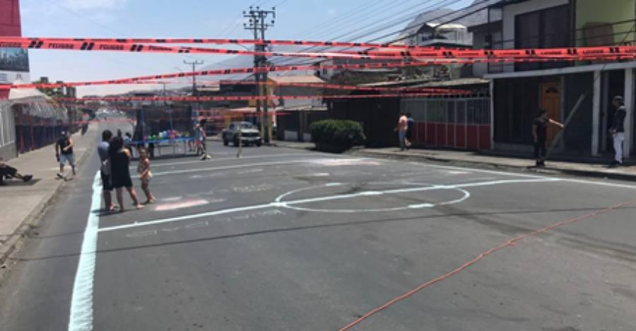 Actividades en la población Bonilla de Antofagasta
