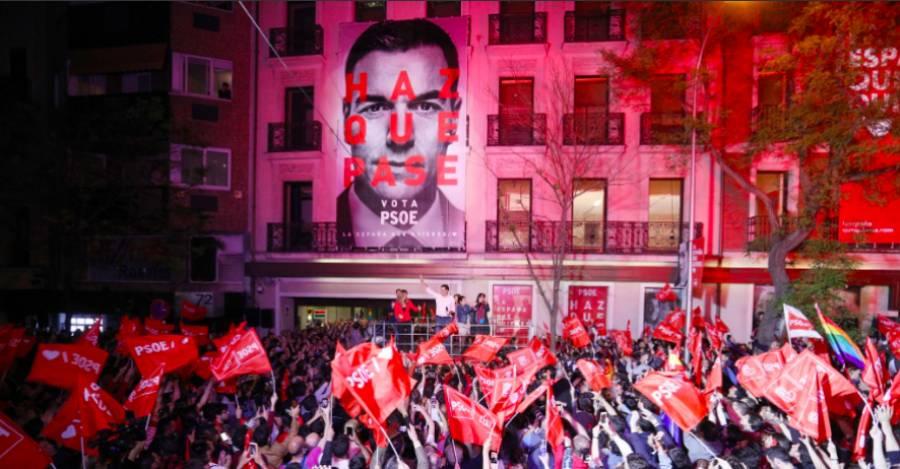 Redes Sociales PSOE