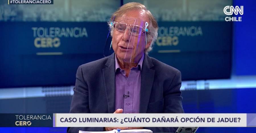 Fernando Paulsen - Tolerancia Cero CNN - Chile