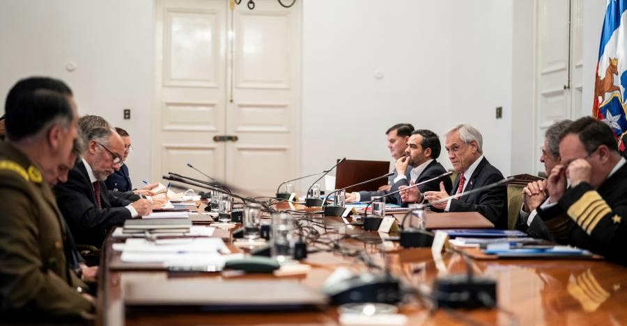 Cosena 2019. Foto: Presidencia