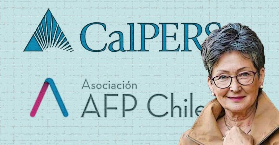Alejandra Cox Edwards, presidenta de la Asociación de AFP.