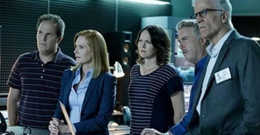 Imagen de la última temporada de CSI