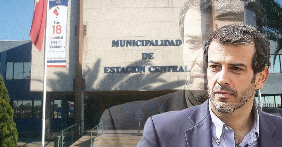 Rodrigo Delgado, ex alcalde de Estación Central, actual ministro del Interior.