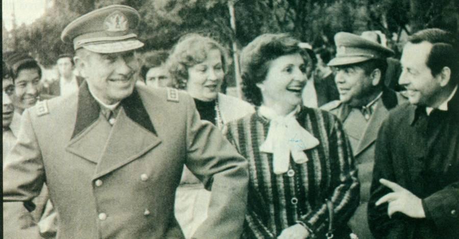 En los comienzos de la dictadura militar