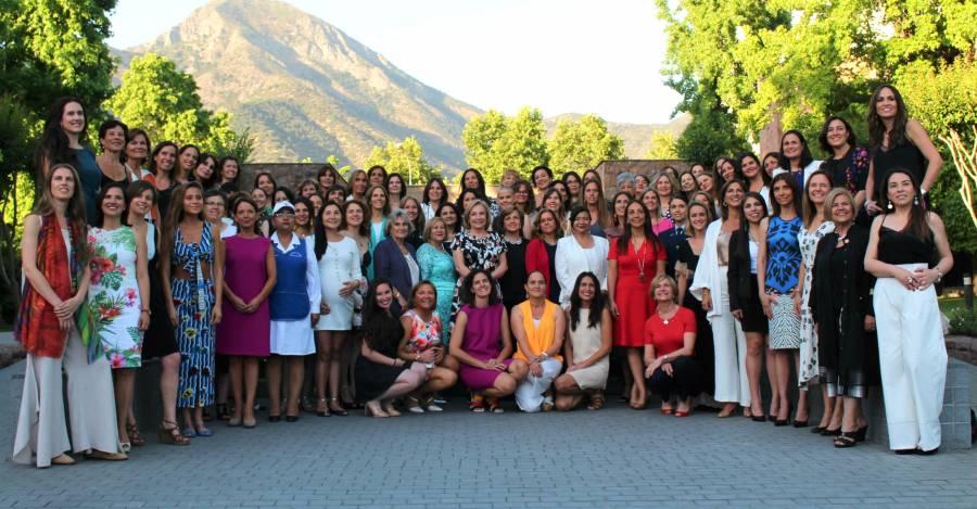Las 100 mujeres líderes de la edición 2018.